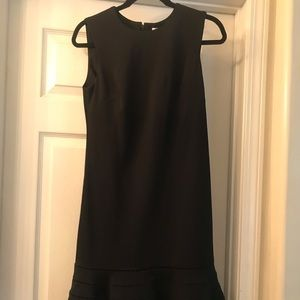 Calvin Klein Black dress.